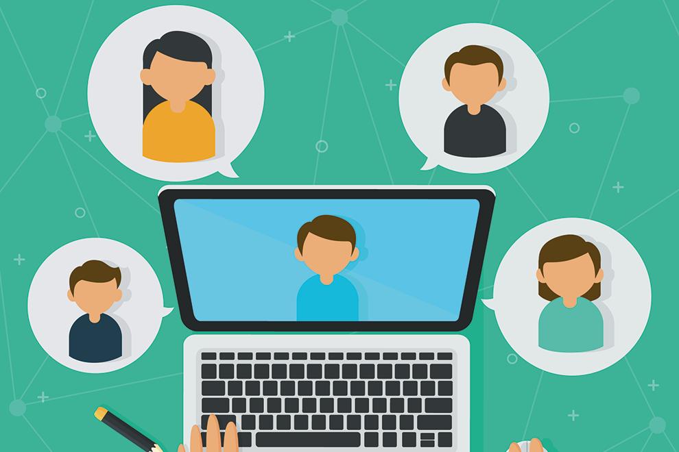 développer son réseau et réaliser un veille sur son secteur d'activité